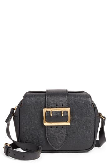 Burberry Small Buckle Leather Crossbody Bag | Nordstrom