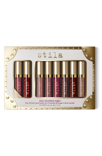 Stila Star-Studded Stay All Day Lipstick Set -