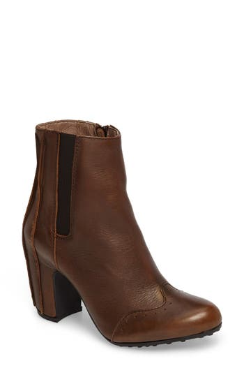 Fly London Alar Bootie - Brown