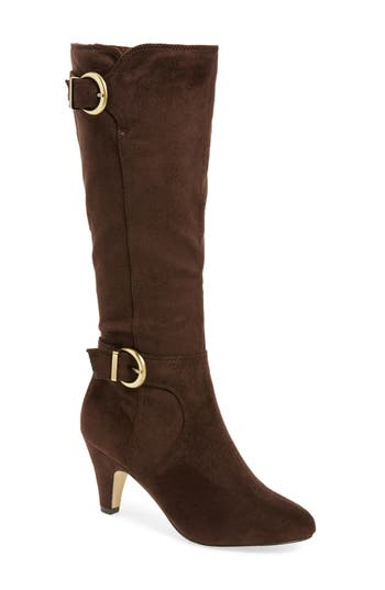 Bella Vita Toni Ii Knee High Boot Regular Calf N - Brown
