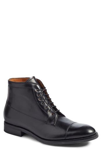 Men's Jack Erwin Chester Cap Toe Boot