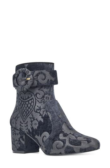 Nine West Quilby Bootie, Black
