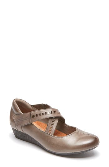 Women's Rockport Cobb Hill 'Janet' Mary Jane Wedge
