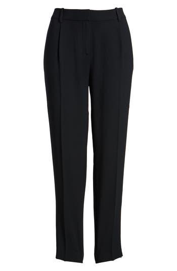 Women's Trouvé High Waist Pleat Front Crop Pants