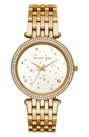 Women's Michael Kors Darci Star Bracelet Watch, 39Mm