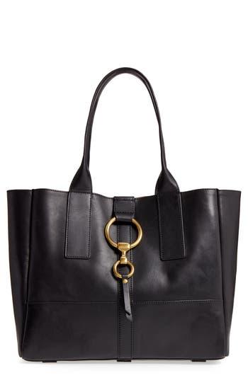 Frye Ilana Harness Leather Shopper -