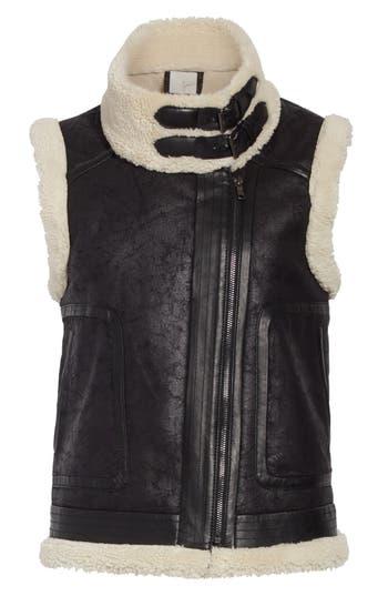Women's Joie Danay Faux Shearling Vest