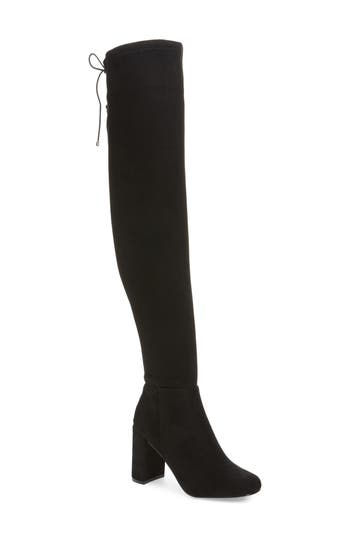 Chinese Laundry Krush Over The Knee Boot, Black