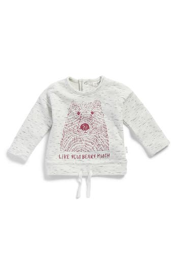 Infant Girl's Miles Baby Like You Beary Much Graphic Tee
