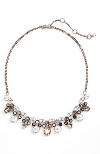 Women's Givenchy Crystal Frontal Necklace