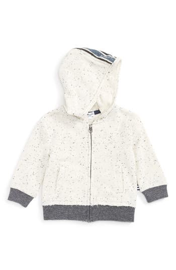 Infant Boy's Splendid Speckle French Terry Hoodie