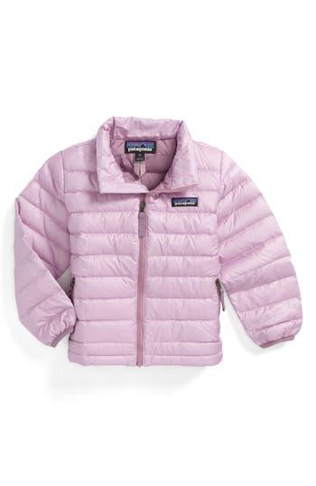 Toddler Girl's Patagonia Down Sweater Jacket