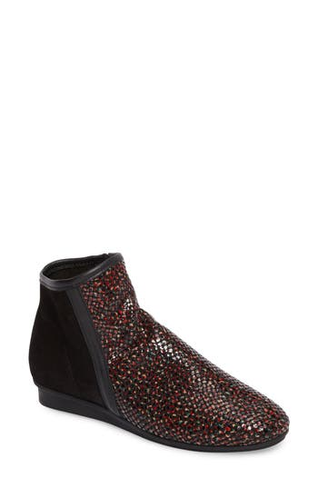 Arche Ninote Bootie, Red