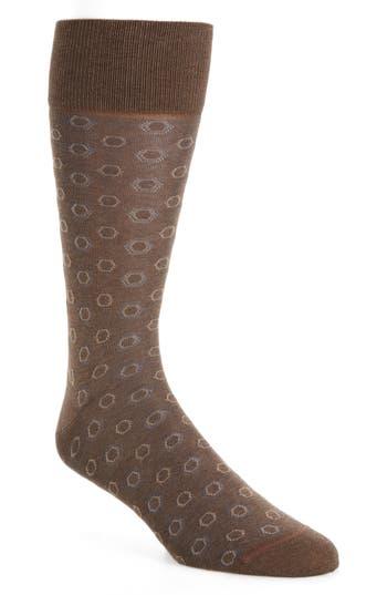 Men's John W. Nordstrom Hexagon Socks