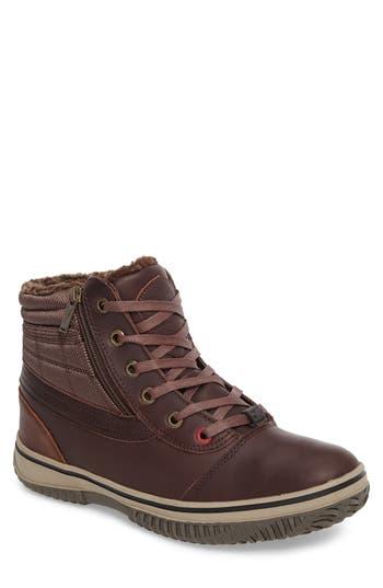 Pajar Tavin Waterproof Winter Boot, Brown