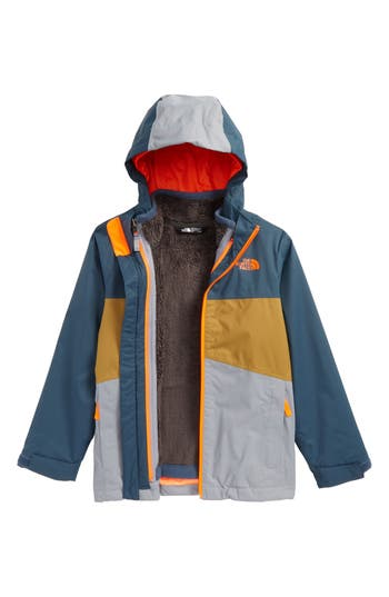 Boy's The North Face Chimborazo Triclimate 3-In-1 Jacket