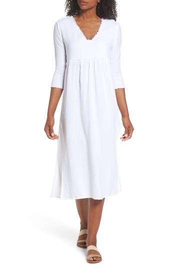 Tavik Oria Cover-Up Dress, White