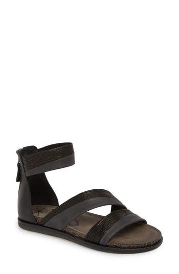 Women's Otbt Souvenir Sandal, Size 6 M - Black