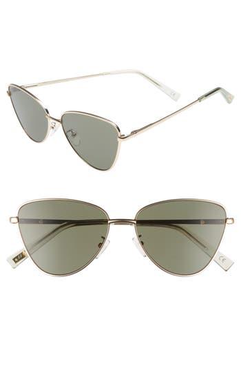 Le Specs Echo 5m Butterfly Sunglasses -
