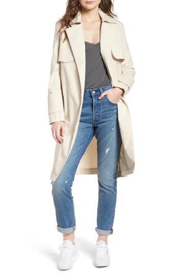 The Fifth Label EXPEDITION DRAPE TRENCH