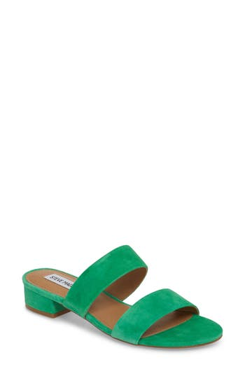 Women's Steve Madden Cactus Sandal, Size 11 M - Green