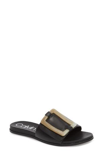 Calvin Klein Patreece Slide Sandal