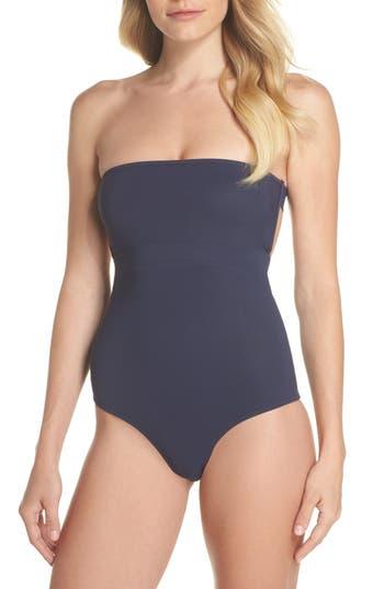Heidi Klein Bb Reversible One-Piece Swimsuit, White