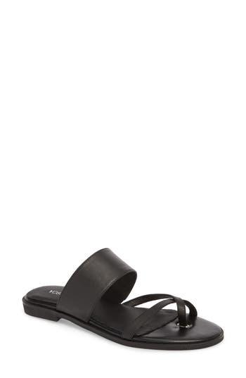 Yosi Samra Carina Slide Sandal, Black