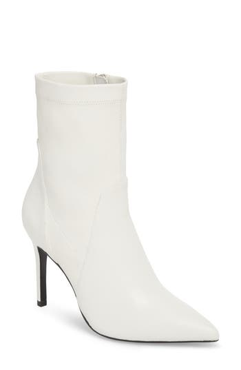 Charles David Laurent Bootie, White