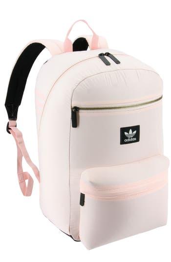 Adidas Originals National Plus Backpack - Pink