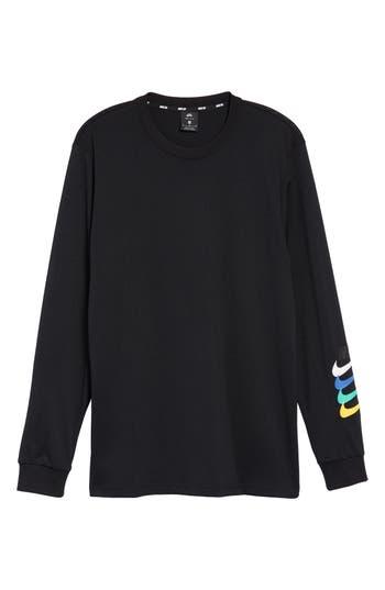 Nike Sb Dry Gfx Long Sleeve T-Shirt