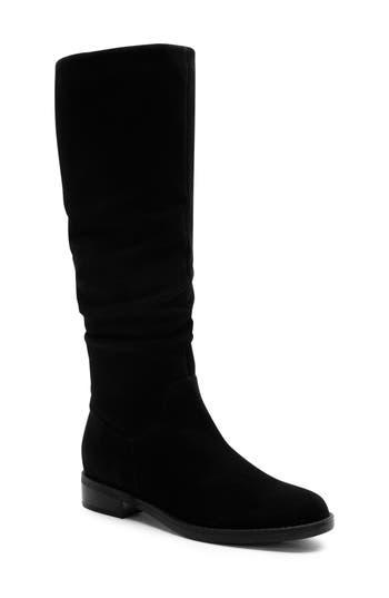 Blondo Erika Waterproof Knee High Boot- Black
