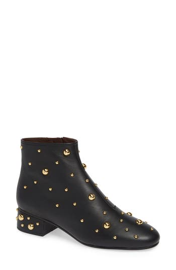See By Chloe Abby Studded Bootie, Black