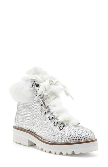 Jessica Simpson Norina Boot, White