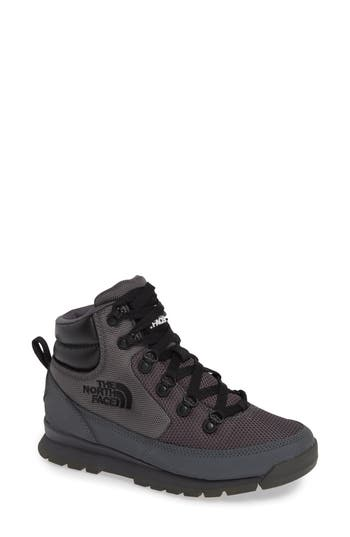 The North Face Back To Berkeley Redux Waterproof Boot, Black