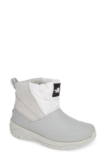 The North Face Yukiona Waterproof Ankle Boot, White
