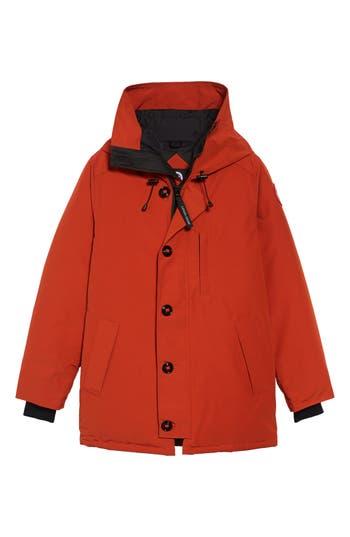 Canada Goose Chateau Slim Fit Down Parka, Red