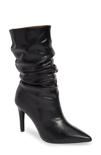 Jeffrey Campbell Guillot Boot- Black