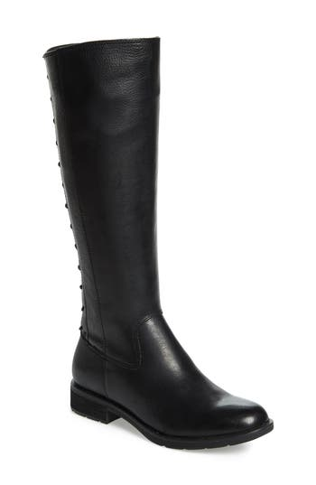 Sofft Sharnell Ii Knee High Boot, Black