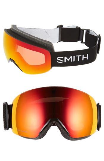Skyline 215Mm Chromapop Snow Goggles - Black