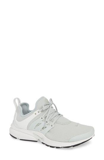 Air Presto Sneaker, Light Silver/ Silver- White