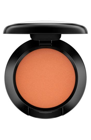 MAC Orange/yellow Eyeshadow - Rule (M)