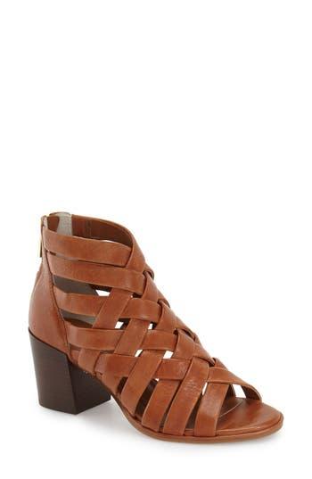 Women's Kenneth Cole New York 'Charlene' Sandal, Size 7.5 M - Brown