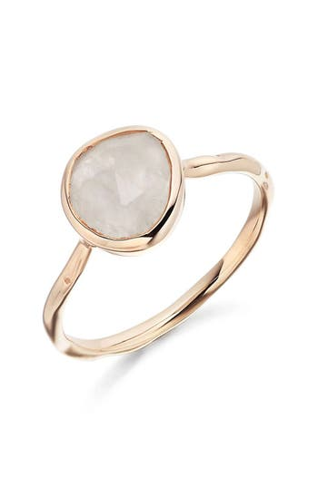 Women's Monica Vinader Siren Semiprecious Stone Stacking Ring