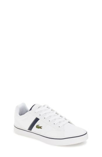 Boy's Lacoste 'Fairland' Sneaker