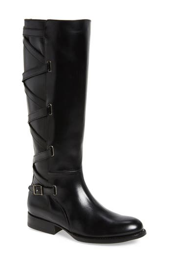 Women's Frye Jordan Strappy Knee High Boot