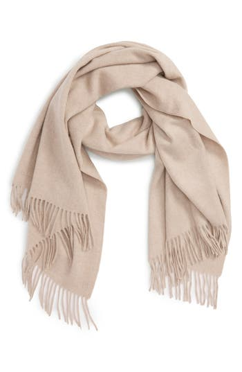 Women's Nordstrom Collection Oversize Cashmere Wrap