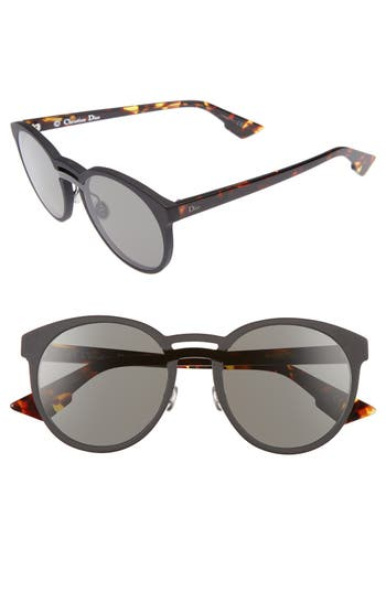 Dior Onde 1 50Mm Round Sunglasses -