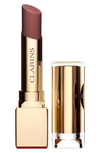 Clarins 'Rouge Eclat' Lipstick - True Aubergine