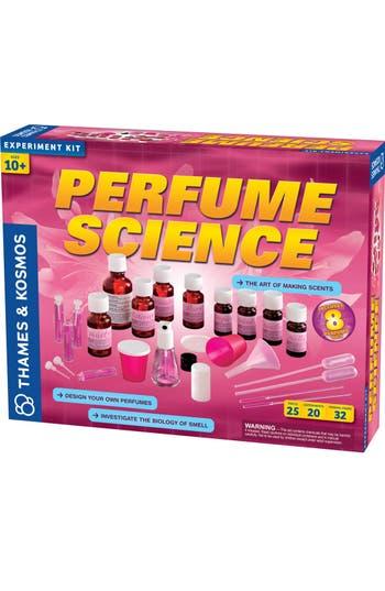 Girl's Thames & Kosmos Perfume Science Kit